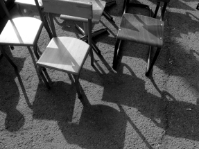 chairs-bw