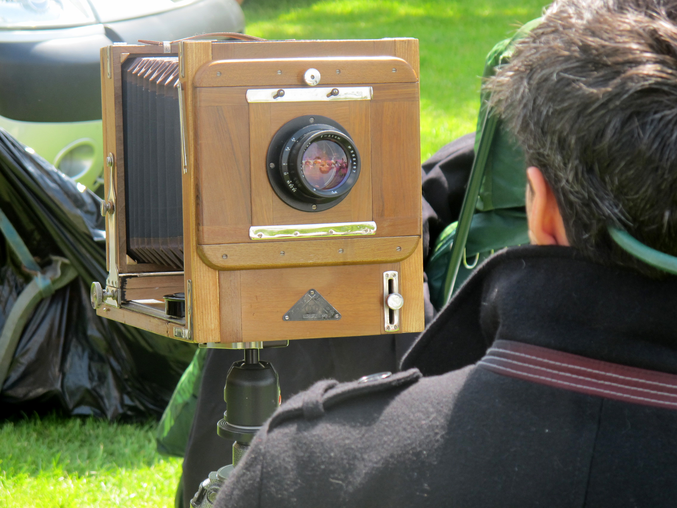 WET-PLATE day (ECW 2014) in Riethoven